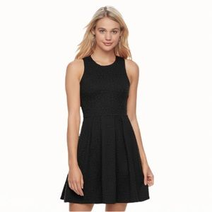 Vince Camuto Lace Fit & Flare Mini Dress - 2/4